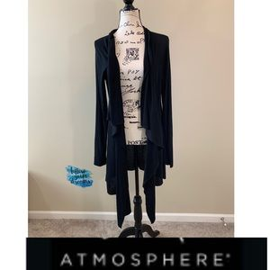 High Low Open Sweater from Atmosphere in England